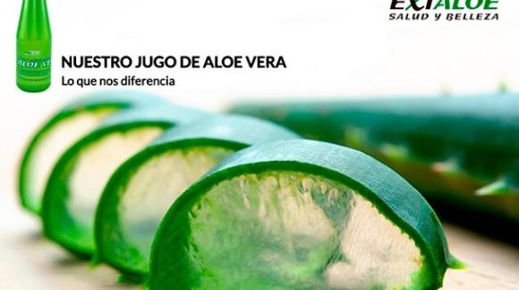 NUESTRO JUGO DE ALOE VERA